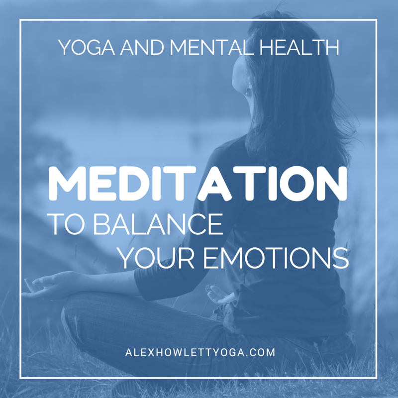 5 types of meditation to balance your emotions